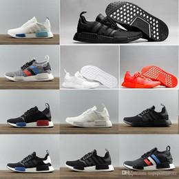 reputable site 9d768 a25a8 2018 Billig Wholesale Hot nmd R1 Primeknit PK Perfekte authentische  Sneakers Mode Laufschuhe nmds Runner Primeknit Sneakers 36-45 rabatt nmd r1  pk