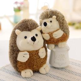 Criativa imitação hedgehog boneca local atacado pequeno brinquedo de pelúcia animais de pelúcia fábrica direta da fábrica de vendas de suprimentos de casamento de