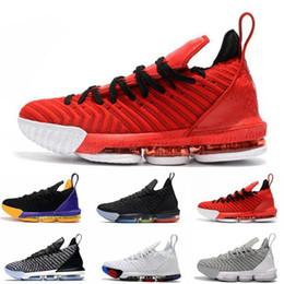 reputable site c4a86 90166 2019 roi noir Roi 16 s Chaussures De Basketball Pour Hommes Noir Blanc En  Plein Air