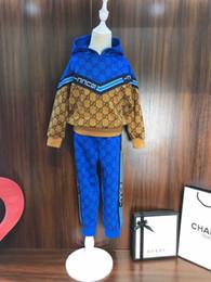 Crianças nova jaqueta Outono define crianças roupas de grife menino jaqueta + calça casual 2 pcs menina jaqueta + saia define novo melhor de