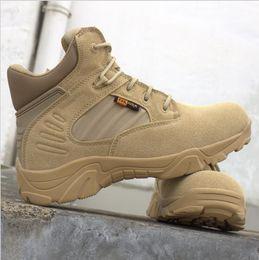 Army вентилятор Delta низкой пустыни сапоги армейские ботинки спецназовцев 511 альпинистские открытый походы обувь сапоги от Поставщики обувь