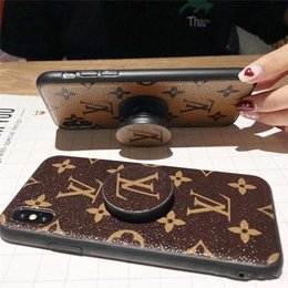 meizu mx5 cover Desconto Designer iphone xs max case para iphone x xr 6 7 8 além de casos de telefone celular iphonex proteger capa com telefone kickstand apertos