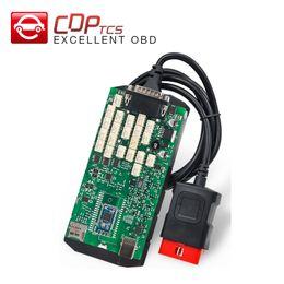 Cdp obd online-CDP TCS CDP PRO Plus Bluetooth 2015.R3 keygen OBD2 OBD escáner automático autos camiones OBDII herramienta de diagnóstico