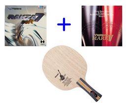 Tenis donic online-Mayor-acústicas Tabla Guitarra pingpong hoja del palo del tenis Yasaka R7 (Mark V, M2) / Donic (F1, M1, S1) de goma de tenis de mesa para raqueta
