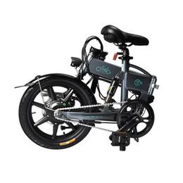 Canada 16 INCH Fiido D2 pliant dames vélo électrique deux roues trottinette électrique Offre