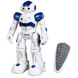 Canada Robot programmable télécommandé RC pour cadeau d'anniversaire pour enfant, marche interactive, chant, danse, robotique intelligente pour enfants, garçons, filles Offre