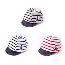 3-12months Baby Hat 2019 nuevo algodón Baby Boy Sombreros Recién nacido Gorras  de bebé Gorra de niño recién nacido Sombrero para el sol sombrero de  béisbol ... fc75e0b578a