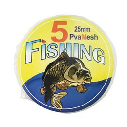250pcs PVA Wasserlösliche Tasche Karpfen Fischen Greifen Angeln Köder Beutel