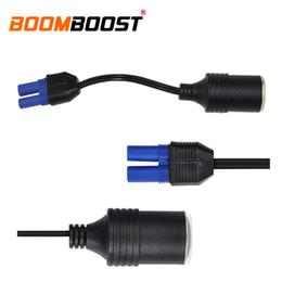 câbles plus légers Promotion Câble adaptateur allume-cigare Universel de qualité supérieure batterie de voiture Jumpstarter 12V DC Adaptateur EC5 allume-cigarette
