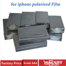 OEM Qualidade LCD polarizador Film polarização da luz Película para iPhone 6 6s 7 7P 8G 8 Plus de Fornecedores de grossistas de telefone