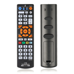 vcr remote controls Promo Codes - Universal Smart Remote Control Controller IR Remote Control With Learning Function for TV CBL DVD SAT For L336