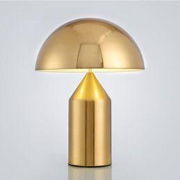 buddha di luce di loto Sconti Luce da tavolo minimalista postmoderna studio camera da letto luce lampada da tavolo fungo creativo personalità nordica