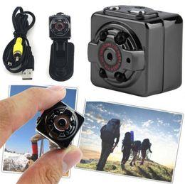 2019 mini caméra espion home SQ8 Mini DV Full HD 1080 P vision nocturne mini caméra Grand Angle CMOS Sans Fil Détection de Mouvement Enregistreur Vidéo Sport DV Voiture DVR