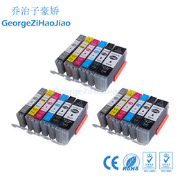 2019 impressoras samsung 3 conjuntos PGI550 CLI551 cartucho de tinta compatível para canon Pixma MG5400 MX925 MX725 MG5450 MG5550 MG6350 MG6450 MG5650 IP7250
