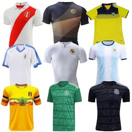 2019 maillots uruguay Gold Cup 2019 2020 Panama Mexico Maillot de football Uruguay 19 20 Colombie Argentine Costa Rica Maillots de foot maillots uruguay pas cher