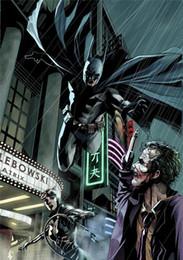 Batman-Joker Dekor Sanat İpek Poster 24x36 inç 24x43 inç nereden