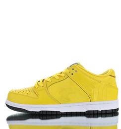 big sale aba5a 2f742 X SB Dunk Faible Pro Chaussures De Course pour Top qualité Hommes Femmes  formateurs À L extérieur Jogging Baskets Taille 36-45 peu coûteux sb  trainers