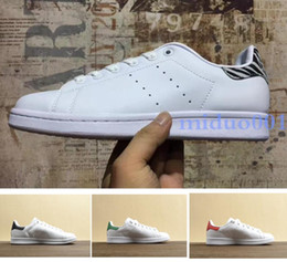 47b6c3e70c Discount white color casual shoes - Women men casual shoes new classic  flats stan shoes fashion