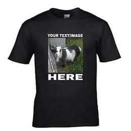 Ваше изображение, фотография, картинка здесь. Персонализированная печатная футболка. от