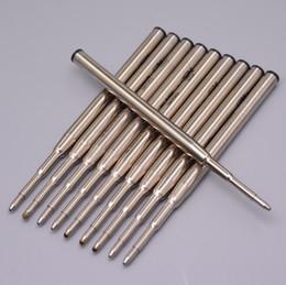 Hohe Qualität MB Kugelschreiber Schwarz Und Blau Tinte Kugelschreiber Minen Monte Kugelschreiber Schreiben Mine Für mb Stift von Fabrikanten