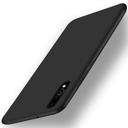Custodia in silicone per huawei online-All'ingrosso Custodia in silicone opaco per Huawei Mate 10 20 P20 Pro Custodia morbida in TPU per Huawei P30lite Nova4e NOVA3 Cases