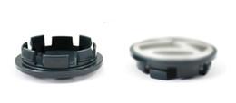 Hub de roda vw on-line-Os tampões de cubo do tampão do centro de roda do carro de LOONFUNG LF139 cobrem o crachá para a VW 56mm / 65mm