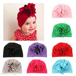hut strecken zubehör winter baby floral headwraps mütze kappen samt turban