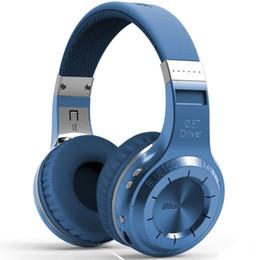 2019 gute kopfhörer Gute Qualität Headset Bluedio Ht Kopfhörer Beste Bluetooth Version 5.0 Wireless Headset Marke Stereo-Kopfhörer mit Mikrofon J190506 rabatt gute kopfhörer