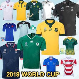 tailandia camiseta de los hombres Rebajas Australia irlandesa RugbyJersey LaFrance FIJI Sudáfrica Samoa Japón camiseta de los hombres la parte superior de Jersey Tailandia NRL