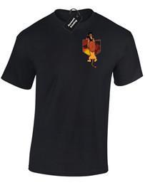 Mufasa шрам карман мужская футболка забавный Лев дизайн Король ретро милый топ (цвет ) прохладный повседневная гордость Майка мужчины унисекс новая мода от