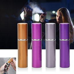 Spray mobile online-Spray al pepe per prevenire la criminalità, piccoli prodotti di autodifesa, repellenti scuro, protezioni mobili, defe