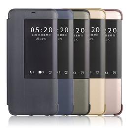 Modelos de cajas móviles online-Huawei mate20 funda para teléfono móvil P20Pro con funda de piel mate 20x modelos creativos p10plus cubierta protectora