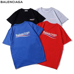 Argentina Unisex Men T shirt Marca MODE logo Letra Impresa Camiseta Manga corta mujer Hip Hop Street Ropa al aire libre kanye west Tops Camiseta Homme supplier t shirt street wear Suministro