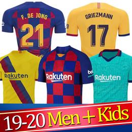 19 20 messi Fußball-Trikot Barcelona 2019 2020 Camiseta de futbol coutinho Fußballhemd suarezcamisa de futebol Dembele maillot de foot von Fabrikanten