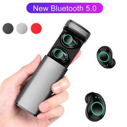mikrofon freisprecheinrichtung Rabatt X23 TWS Bluetooth 5.0 Kopfhörer Drahtlose Kopfhörer Stereo HIFI Freisprecheinrichtung Sport Kopfhörer Ohrhörer Mit Mikrofon