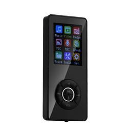 Canada Lecteur MP3 Bluetooth multifonction 32g de carte mémoire à cinq boutons Lecteur de musique avec mode de jeu multiple 13 langues à cinq boutons supplier memory play cards Offre
