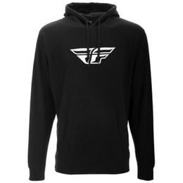 Крыло онлайн-Смешные гонки F Wing BladeНовый пуловер Мотокросс Off Road Dirt Bike Мужские толстовки