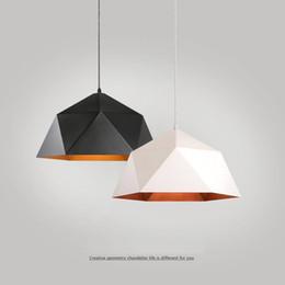 12v коммерческое освещение Скидка Современный чердак подвесные светильники промышленного декора железа подвесной светильник для кухни гостиной подвесной светильник E27 Led Home Lighting-I50