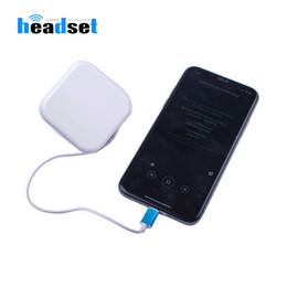Deutschland In-Ear-Kopfhörer Kabelgebundener Bluetooth-Kopfhörer für IPhone X XR XS Max 8 7 Ohrhörer mit Mikrofon-Lautstärkeregler supplier earbuds microphone Versorgung