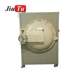 2019 máquina de bolha para lcd OCA COF OCF Tela SCA LCD anti-espuma máquinas de aço inoxidável Grande Bubble Machine Remoção máquina de bolha para lcd barato