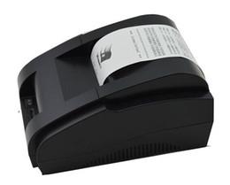 2019 imprimantes de marque En gros de haute qualité 58mm imprimante nouvelle imprimante thermique facture machine vitesse d'impression rapidement interface USB imprimantes de marque pas cher