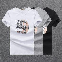 e3c8848597 Nuovo design 3D di arrivo nel 2019 T-shirt da uomo in cotone di alta  qualità alla moda T-shirt da uomo da uomo T-shirt da uomo BB6638