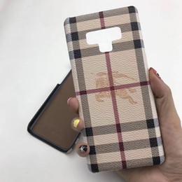 iphone hüllen bilder Rabatt Luxus-Handyhülle für Samsung S8 S9 S9plus S10 S10plus Note9 Lederbild Musterdruck Designer-Handyhülle für iPhone X Xs Max 8Plus