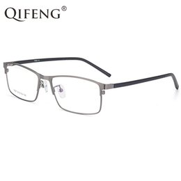 fc985c90740 korean spectacles 2019 - QIFENG Spectacle Frame Eyeglasses Men Korean  Computer Optical Myopia Eye Glasses Frame