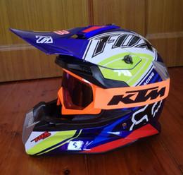 nuovi caschi fuori strada Sconti Nuova KTM fuoristrada casco di montagna del casco del motociclo DH strada in discesa casco off-road a cavallo da corsa