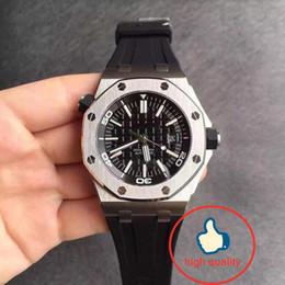 Beliebte männer marke uhren online-S1-Top-Marken-Luxus-Herren-Armbanduhr schwarz-Dial-42-mm-Band Art und Weise jewerly Männer Luxus populäre Uhr