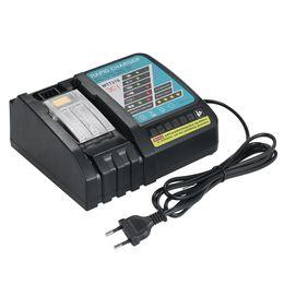 2019 быстрые батареи 6.5 A быстрая замена зарядного устройства для Makita DC18RC DC18RA BL1830 BL1815 BL1840 BL1850 14.4 V-18V литий-ионный аккумулятор дешево быстрые батареи