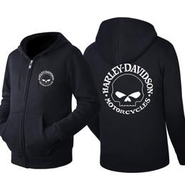 Мужчины Harley логотип молнии толстовка толстовка кардиган куртка мужской хип-хоп костюмы осень пальто весна толстовки кардиган куртки спортивный костюм от Поставщики pp ремень