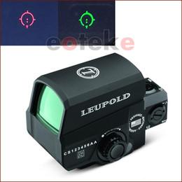 Lunettes de tir à 2 points dans les lunette de visée Portée holographique de style lCO Le viseur point rouge-vert s'adapte sur un support de rail de 20 mm ? partir de fabricateur