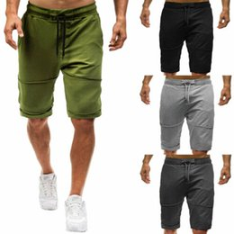 8223c7b78 Men's Swim Fitted Shorts Bodybuilding Workout Gym Running Tight Lifting  Shorts